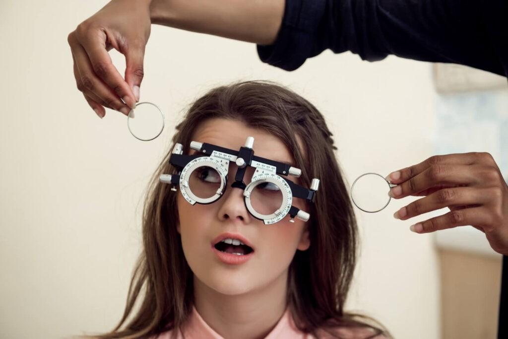 В чём секрет хорошего зрения или Почему нужно регулярно проверяться у офтальмолога?